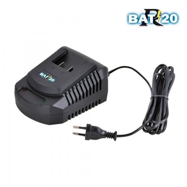 Quick charger for RBAT20 range