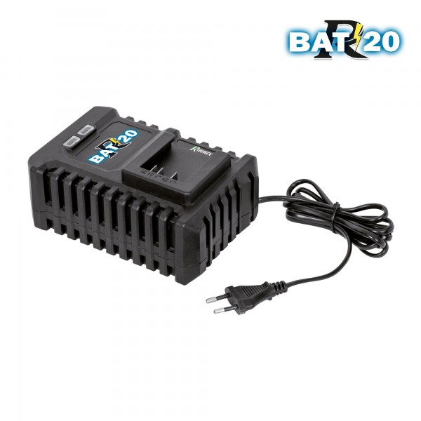 Extra quick charger RBAT20
